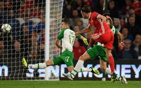 <span>Bale's goal was the type of moment of genius we have come to expect from him</span> <span>Credit: getty images </span>
