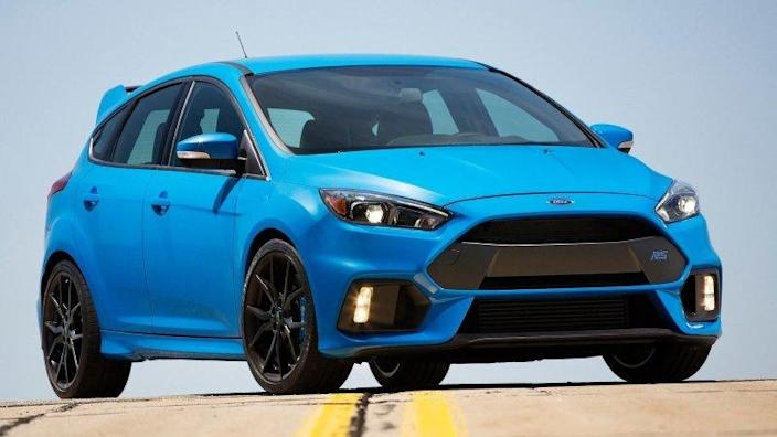 Image result for Ford's next Focus RS may be a powerful hybrid