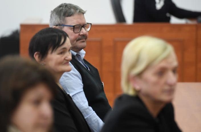 Preliminary hearing on murders of investigative journalist Kuciak and his fiancee Kusnirova in Pezinok