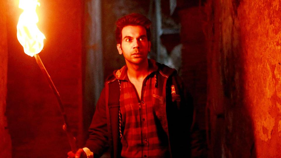 """<p>If you enjoy ghosts and spirits, then <strong>Stree</strong> is the film for you. The Indian horror film tells the story of a town that fears an evil spirit that comes each year, calling men by their names, abducting them, and leaving nothing but their clothes behind. One young tailor doesn't believe the tale until it happens to him.</p> <p>Watch <a href=""""http://www.netflix.com/title/81113921"""" class=""""link rapid-noclick-resp"""" rel=""""nofollow noopener"""" target=""""_blank"""" data-ylk=""""slk:Stree""""><strong>Stree</strong></a> on Netflix now.</p>"""
