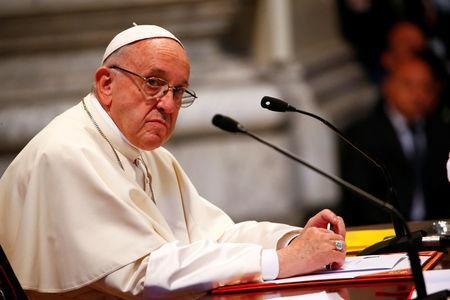 Pope Francis names 14 new cardinals from 5 continents