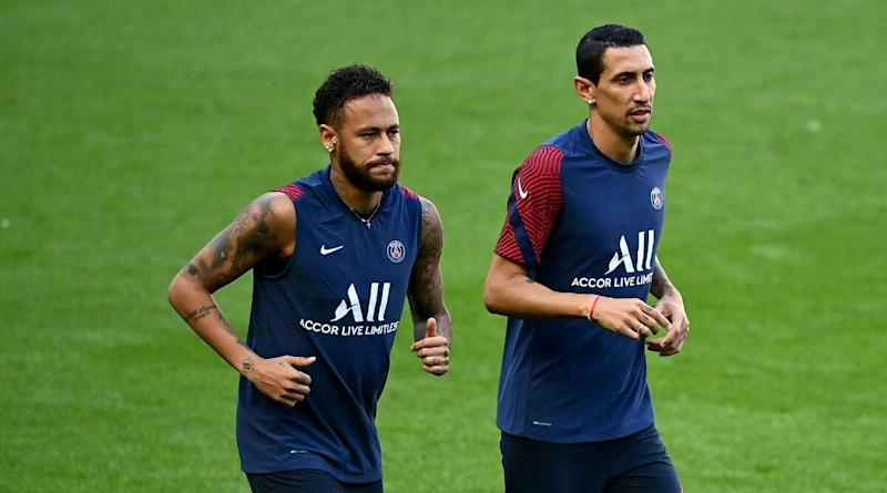 Neymar Banned for Two Games; Angel di Maria Handed Four-Match Suspension for Spitting on Opponent During PSG vs Marseille Ligue 1 Clash