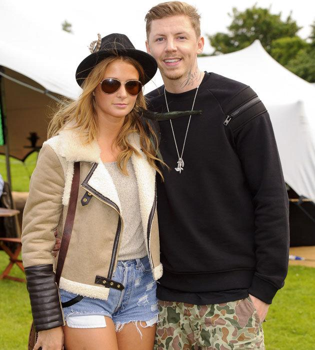 Most RANDOM celeb couples of 2012: Millie Mackintosh and Professor Green might seem pretty standard now but remember when these two started dating? When the super cool rapper pulled that one off Made in Chelsea? Yes, we certainly did gasp! He then went mad on Twitter defending his lady and we have been in awe of their loved up status ever since. Copyright: [wenn]