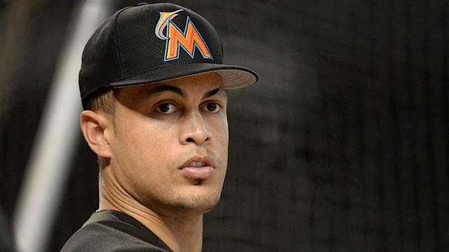 The Miami Marlins have agreed to the general framework of a trade involving star Giancarlo Stanton to the St. Louis Cardinals and the San Francisco Giants, according to MLB Network's Jon Morosi.