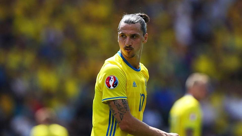 Zlatan Ibrahimovic, Sweden   Dean Mouhtaropoulos/Getty Images