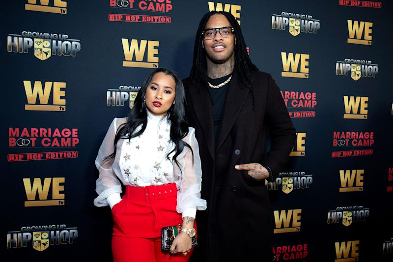 Waka Flocka And Tammy Rivera Renew Their Vows In Mexico Today My