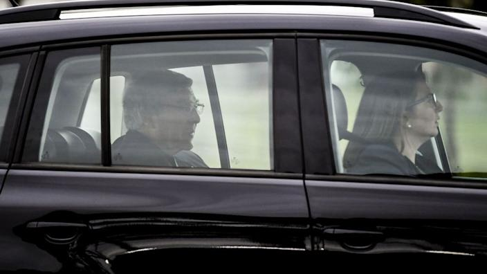 Cardinal Pell left prison a few hours after the decision was handed down
