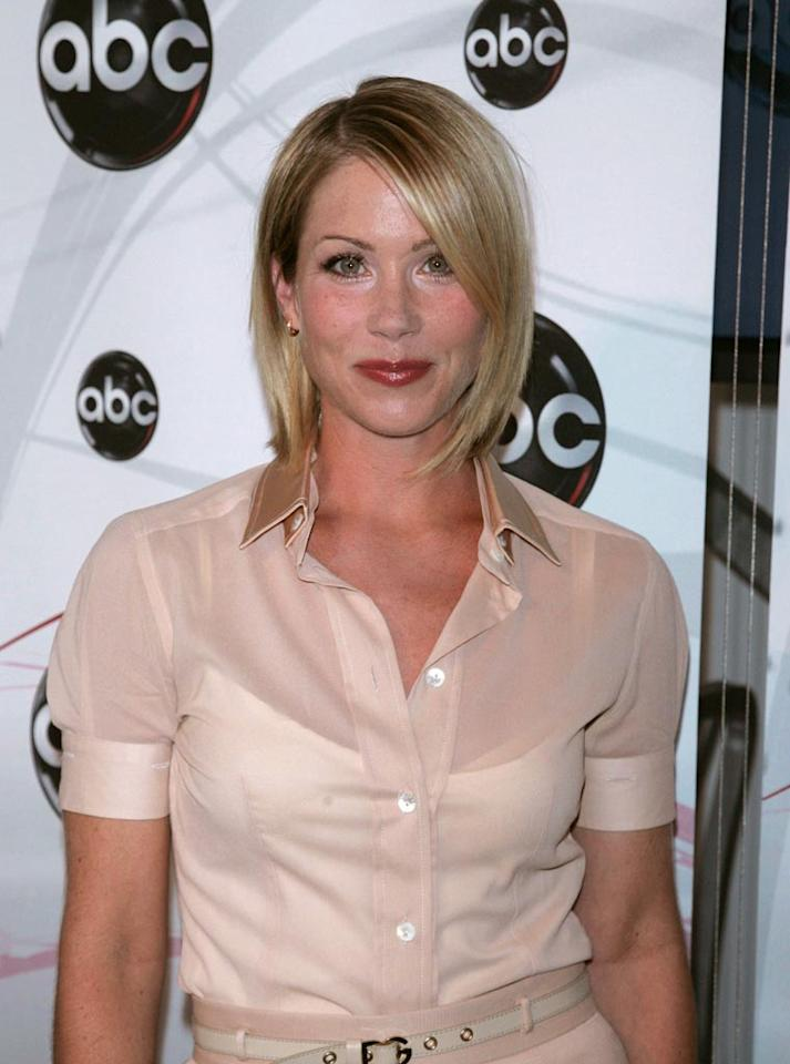 """Christina Applegate has come a long way from her big-haired Kelly Bundy days. Jim Spellman/<a href=""""http://www.wireimage.com"""" target=""""new"""">WireImage.com</a> - May 15, 2007"""