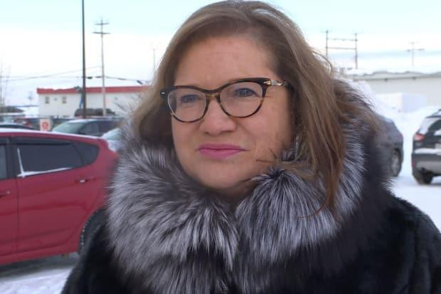 MP Yvonne Jones said air service in Labrador is not a privilege but an essential service. (Katie Breen/CBC - image credit)