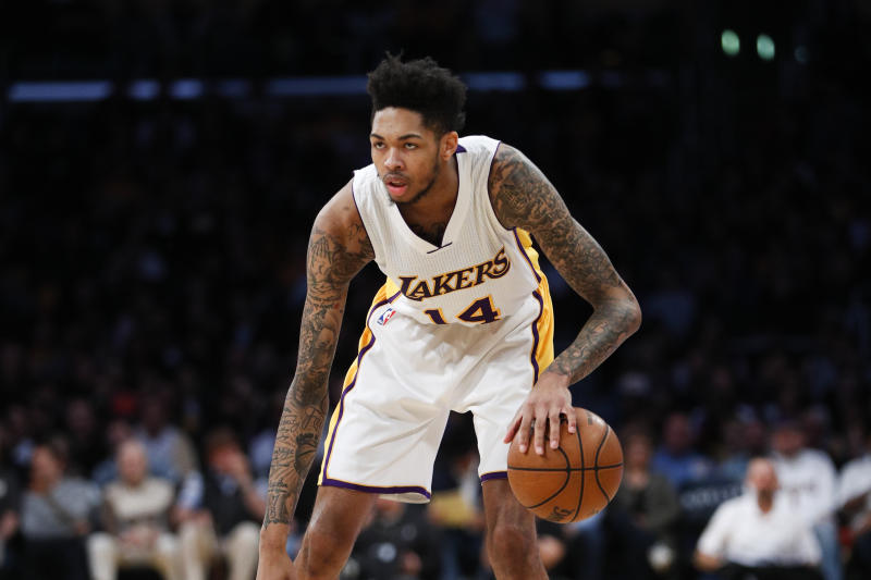 f26d09eaa048 Lakers  Brandon Ingram aiming to unleash the  beast  in second season