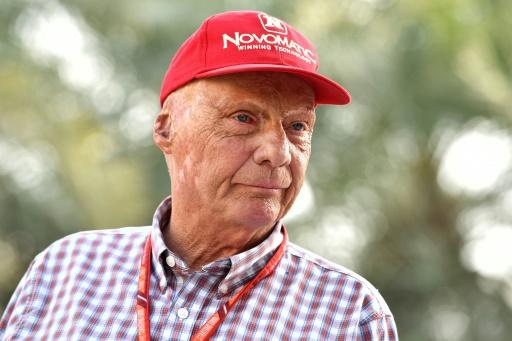 Niki Lauda im April 2017