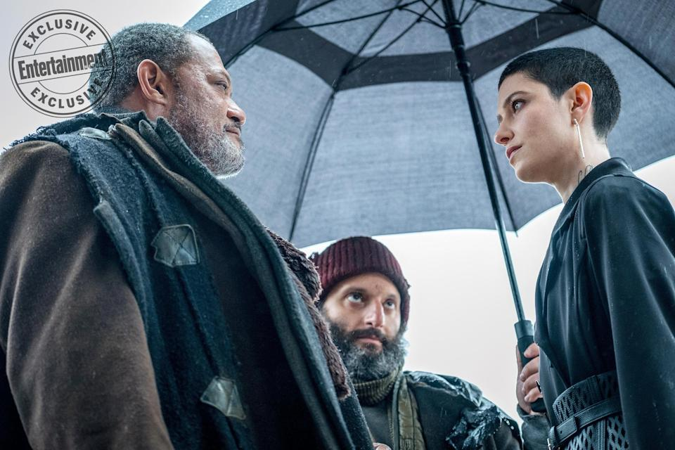'John Wick: Chapter 3' star Asia Kate Dillon (credit: Lionsgate)