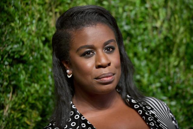 "<p>Uzo Aduba attended Boston University and was a star athlete on the school's track team. The ""Orange Is The New Black"" actress is one of BU's top sprinters of all time, nearly breaking the 55m as an undergrad. </p>"