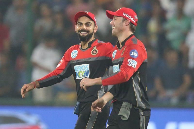 Virat and ABD in RCB colours for one last time?
