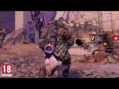 """<p><strong>PS5 Release Date: November 12 (launch title)<br></strong><a class=""""link rapid-noclick-resp"""" href=""""https://www.amazon.com/Borderlands-3-PlayStation-4/dp/B07Q39DBJY?tag=syn-yahoo-20&ascsubtag=%5Bartid%7C10054.g.32711498%5Bsrc%7Cyahoo-us"""" rel=""""nofollow noopener"""" target=""""_blank"""" data-ylk=""""slk:Buy"""">Buy</a></p><p><em>Borderlands 3</em> is getting new content and some killer upgrades for the next gen. Best part about it is it can all happen for free. If you own <em>Borderlands 3</em> on PS4, you own the PS5 version, so have a blast. <em>Borderlands</em> is a raunchy, stylized, loot-shooter RPG that's a hoot and a holler. It has some of the funniest writing in the gaming world and one of the most identifiable styles. Chances are if you're into gaming, you know <em>Borderlands</em>, and next gen's going to be a great time to soak up some new content. <br></p><p><a href=""""https://youtu.be/iSqlO4UVrmY"""" rel=""""nofollow noopener"""" target=""""_blank"""" data-ylk=""""slk:See the original post on Youtube"""" class=""""link rapid-noclick-resp"""">See the original post on Youtube</a></p>"""