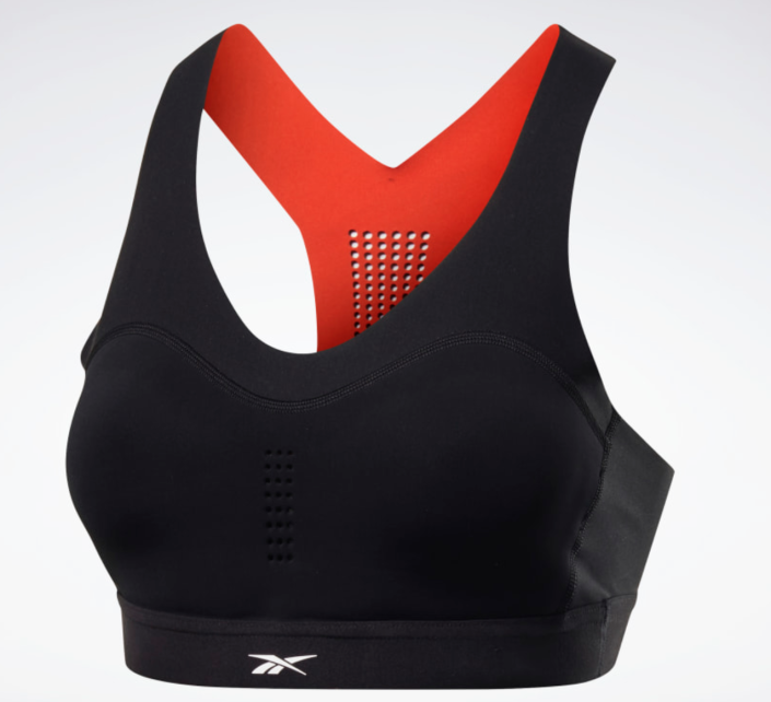 Reebok PureMove Bra in Black