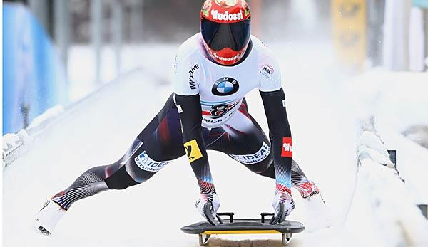 Skeleton: Jungk holt EM-Bronze in Igls