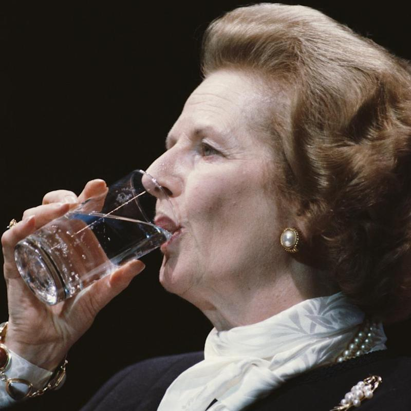 When Margaret Thatcher sold off the water industry in 1989, the government wrote off all debts.