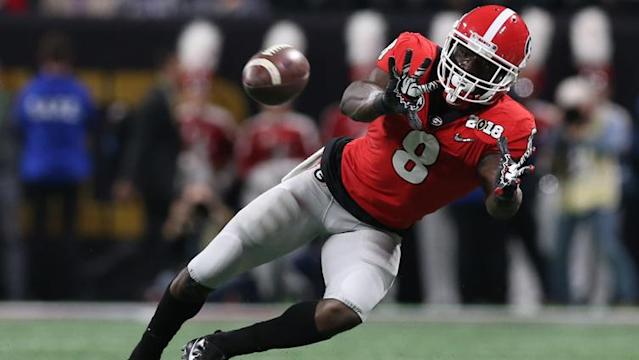 Bears fourth-round pick Riley Ridley knew what to expect coming into the NFL thanks to his older brother Calvin.