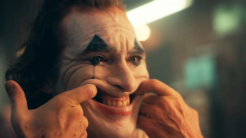 Joaquin Phoenix stars in the title role in Todd Phillips' upcoming supervillain origin tale 'Joker'. (Credit: DC/Warner Bros)