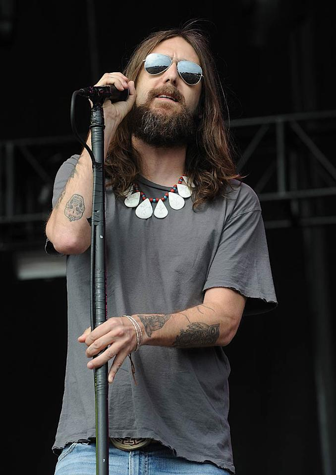 "December 20: Chris Robinson turns 44 C Flanigan/<a href=""http://www.gettyimages.com/"" target=""new"">GettyImages.com</a> - July 4, 2009"
