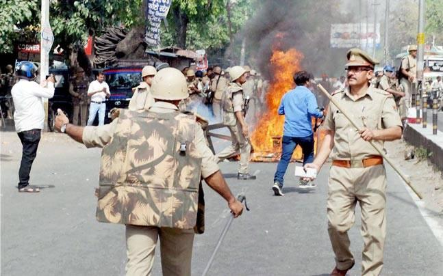Saharanpur violence over Ambedkar rally: 2 FIRs against BJP MP Raghav Lakhanpal