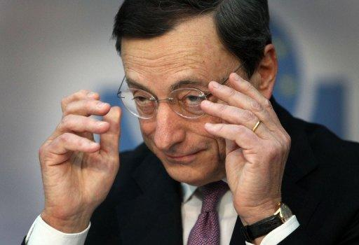 ECB watchers are keen to see whether Draghi has any further cards up his sleeve
