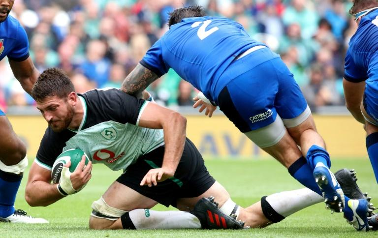 Ireland leave out Devin Toner in World Cup squad