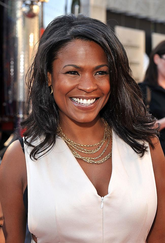 """<a href=""""http://movies.yahoo.com/movie/contributor/1800019065"""">Nia Long</a> at the Los Angeles premiere of <a href=""""http://movies.yahoo.com/movie/1809943432/info"""">Transformers: Revenge of the Fallen</a> - 06/22/2009"""