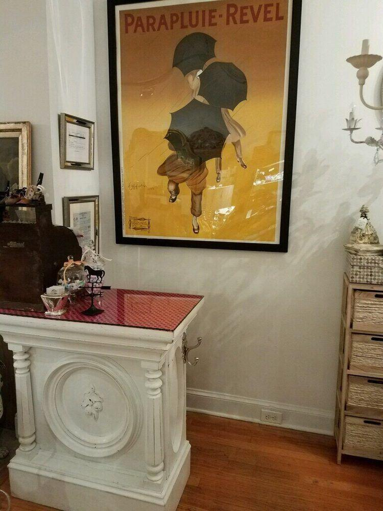 """<p>""""Beautiful little shop with francophilic art, decorations, furniture, lighting, gardening accessories, and clothing and very reasonable prices. The shop is dense with excellently curated items,"""" <a href=""""https://www.yelp.com/biz/georgetown-emporium-washington"""" rel=""""nofollow noopener"""" target=""""_blank"""" data-ylk=""""slk:Alexa L"""" class=""""link rapid-noclick-resp"""">Alexa L</a>.</p><p><strong>Visit the store</strong>: 2613 P St NW, Washington, DC </p>"""