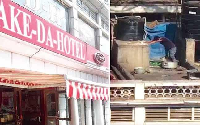 Food inspector gives clean chit to Delhi's Kake-Da-Hotel