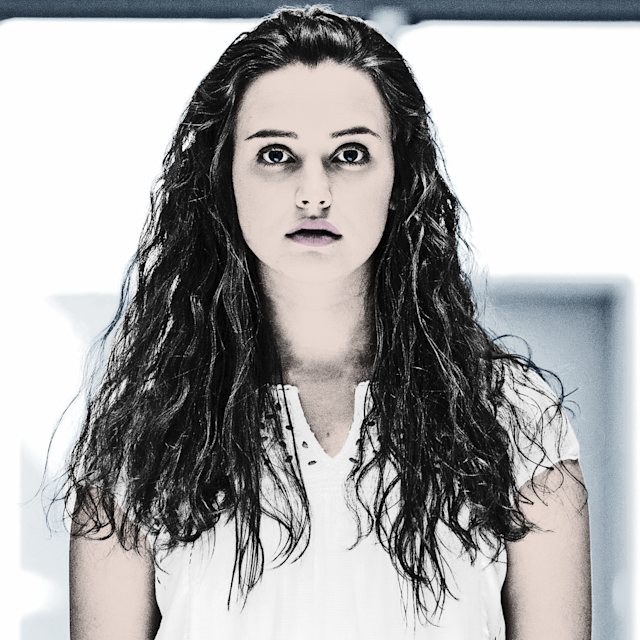 Katherine Langford as Hannah Baker in <em>13 Reasons Why</em>. (Photo: Netflix/Courtesy Everett Collection)
