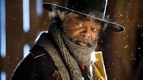 """<p>Quentin Tarantino delivers an Agatha Christie-style mystery set in the American West just after the Civil War with a stellar cast that includes Samuel L. Jackson, Kurt Russell, Bruce Dern, and Jennifer Jason Leigh. </p><p><a class=""""link rapid-noclick-resp"""" href=""""https://www.netflix.com/watch/80064515?trackId=13752289&tctx=0%2C0%2C08f79627c6319ff10c415164322242c2981b6190%3A1fb5261b2e45f755021758ccd1e9ec31761f0357%2C%2C"""" rel=""""nofollow noopener"""" target=""""_blank"""" data-ylk=""""slk:Watch Now"""">Watch Now</a></p>"""