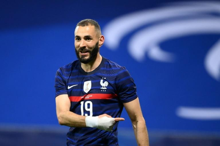 Karim Benzema is back in the France squad after five and a half years in the international wilderness