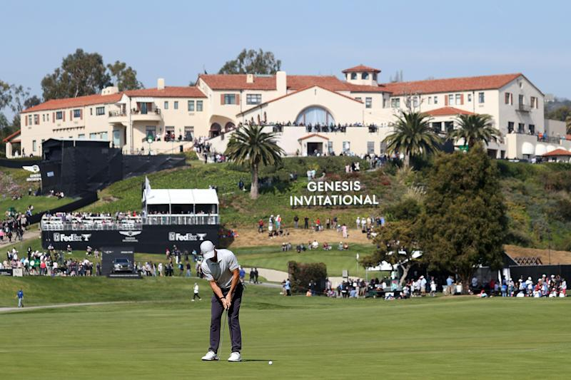 Here's the prize money payout for each golfer at the 2020 Genesis Invitational