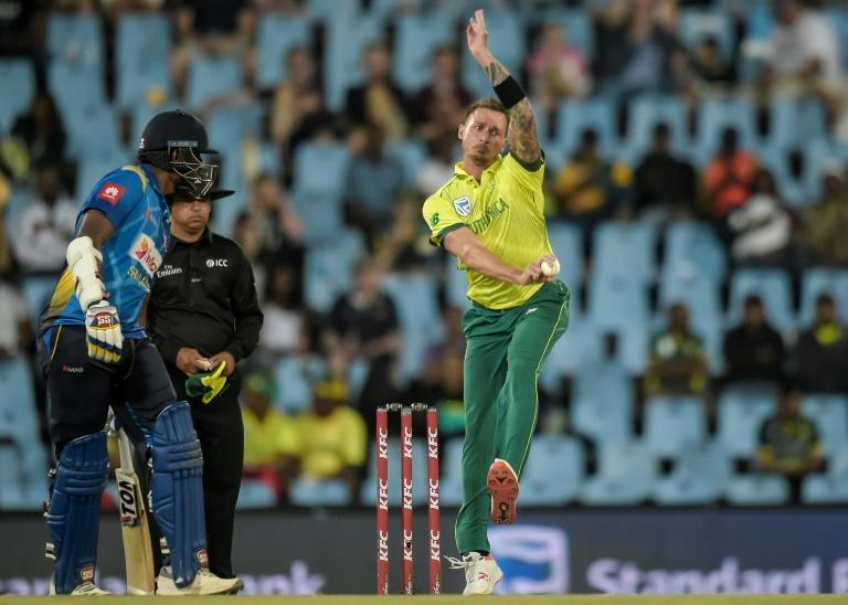 Veteran fast bowler Dale Steyn has been left out of South Africa's white ball squad to face England