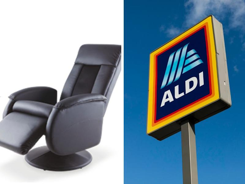 Stupendous Work Desk Neck Aldis Selling Massage Chairs For Just 249 Machost Co Dining Chair Design Ideas Machostcouk