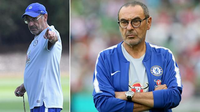 New Chelsea boss Maurizio Sarri is a very superstitious manager.