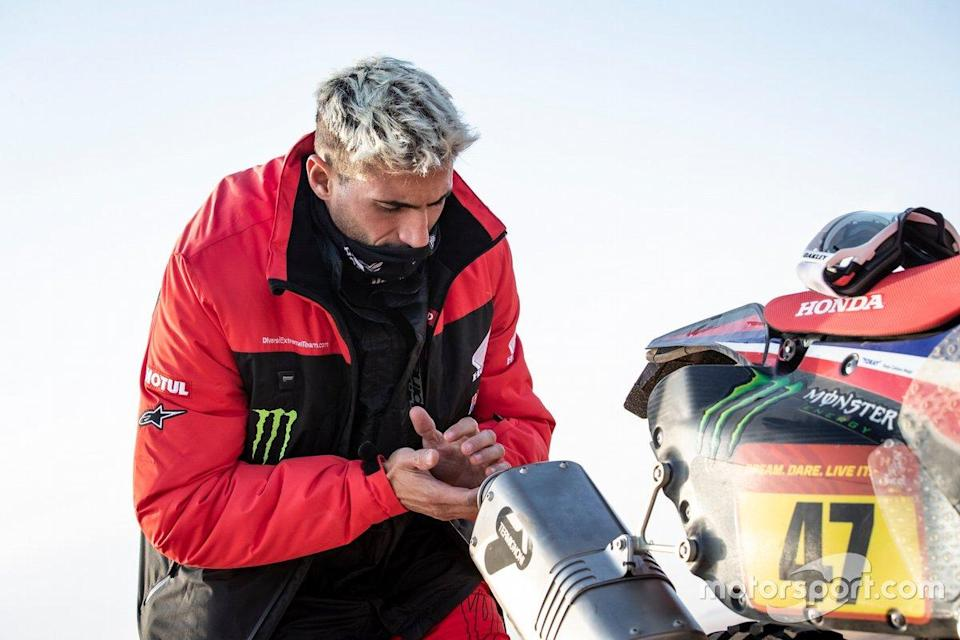 "#47 Monster Energy Honda Team: Kevin Benavides<span class=""copyright"">Honda Racing</span>"