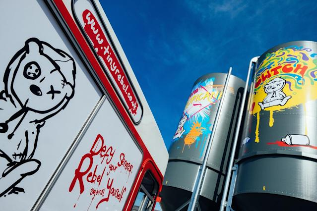 Win a case of 'Cwtch', Tiny Rebel's Welsh Red Ale
