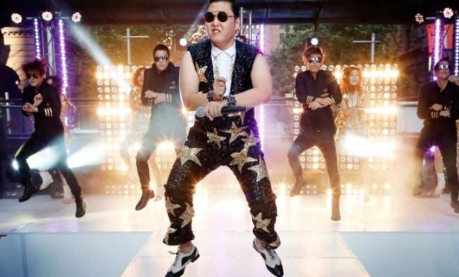"Like a virus, Psy's ""Gangnam Style"" had everyone from Madonna to U.N. Secretary General Ban Ki-moon performing the song's crazy horse-riding dance."