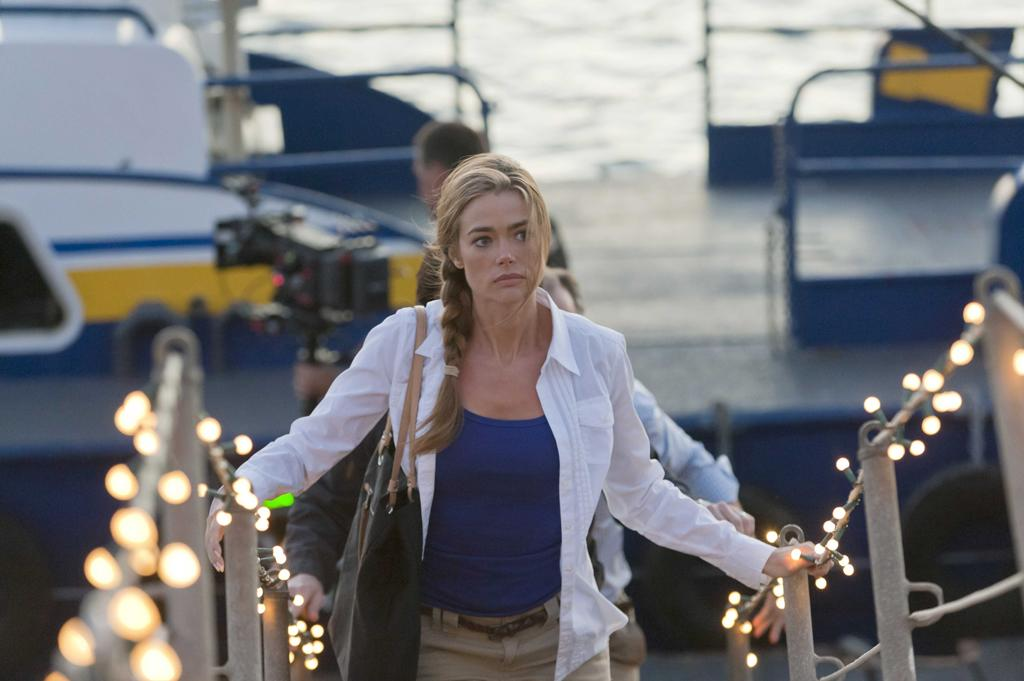 "Denise Richards stars as ""Barbara"" in the all-new Lifetime Original Movie, ""Blue Lagoon: The Awakening."""
