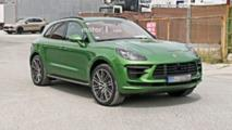 The baby Cayenne is back from high-altitude testing and now awaits its world premiere.