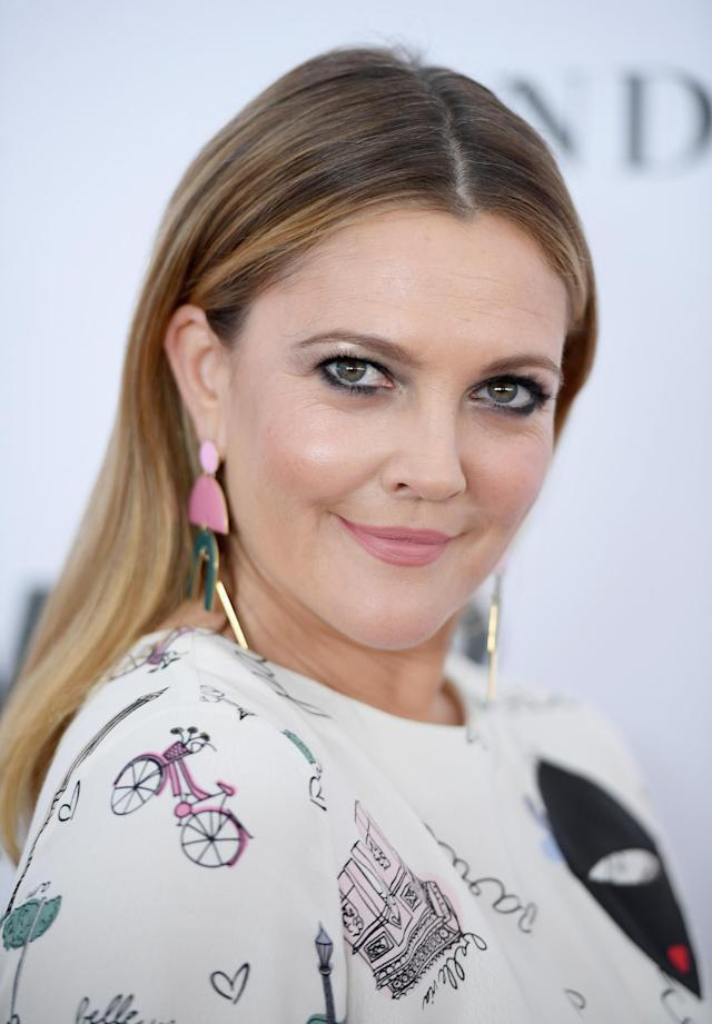 Drew Barrymore's remarks are raising eyebrows. (Photo: Dimitrios Kambouris/Getty Images for Glamour)