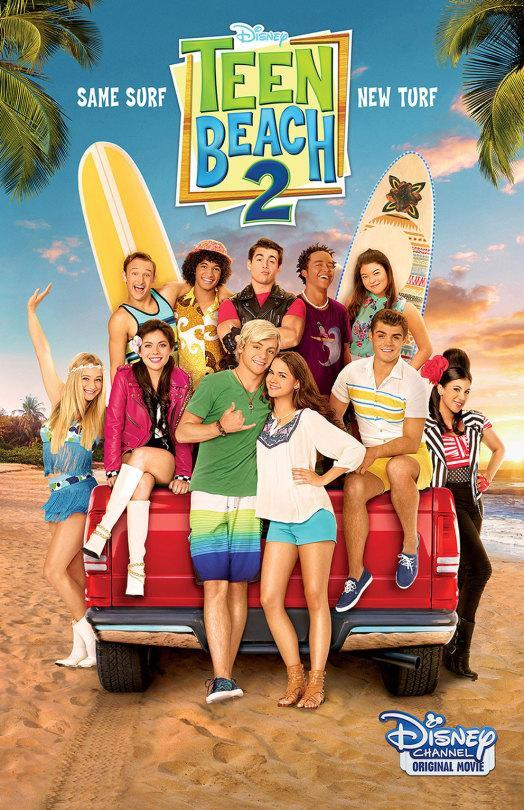 <p>This brain-bending sequel to the hit swimwear comedy finds a handful of '60s movie teens suddenly transported to the real world. How could God allow something like this to happen? Is devilry afoot? Talk to your kids.<br><br><i>(Credit: Disney Channel)</i> </p>