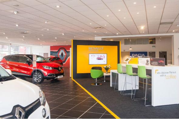 Renault launches savings account