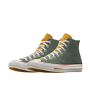 """<p><strong>Converse</strong></p><p>converse.com</p><p><strong>$105.00</strong></p><p><a href=""""https://go.redirectingat.com?id=74968X1596630&url=https%3A%2F%2Fwww.converse.com%2Fshop%2Fp%2Fcustom-chuck-70-corduroy-by-you-unisex-shoe%2F167251CFA19.html%3Fdwvar_167251CFA19_color%3Dpurple%26styleNo%3D167251C%26cgid%3Dwomens-high-top-shoes&sref=https%3A%2F%2Fwww.seventeen.com%2Ffashion%2Ftrends%2Fg35256812%2Fsneaker-trends-2021%2F"""" rel=""""nofollow noopener"""" target=""""_blank"""" data-ylk=""""slk:Shop Now"""" class=""""link rapid-noclick-resp"""">Shop Now</a></p><p>The '70s will be to 2021 what the '90s were to 2020. I'm calling it now! Corduroy sneakers are just one of the many <a href=""""https://www.seventeen.com/fashion/trends/g34932759/fashion-trends-2021/"""" rel=""""nofollow noopener"""" target=""""_blank"""" data-ylk=""""slk:2021 trends"""" class=""""link rapid-noclick-resp"""">2021 trends</a> that pull inspiration from the era. </p>"""