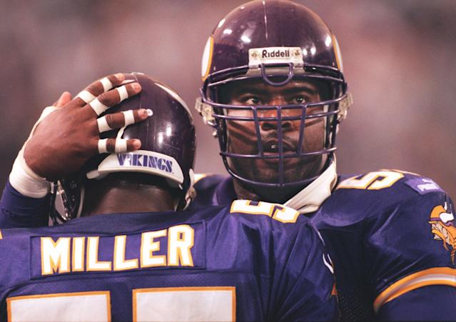 A first-round pick out of Pittsburgh, Doleman was a force at defensive end for the Vikings, chasing quarterbacks all the way to the Hall of Fame. Doleman finished his career with 150.5 sacks, including 22 during a havoc-wreaking 1989 season. Doleman, who battled cancer and had a brain tumor removed in 2018, was 58.