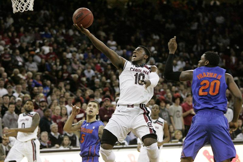 South Carolina's Martin suspended 1 game