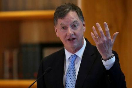 Fed's Evans says another coronavirus aid package 'incredibly important' - interview